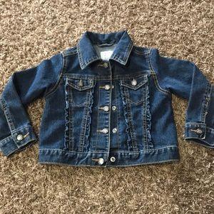 4T Jean jacket